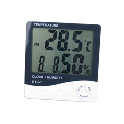 Picture of Thermometer -Temperature & Humidity Meter
